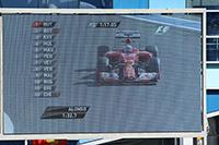 На трибунах Формулы-1