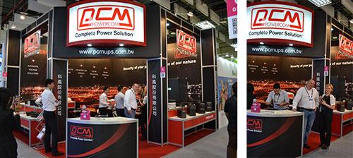 Компания POWERCOM приняла участие в выставке Computex 2014