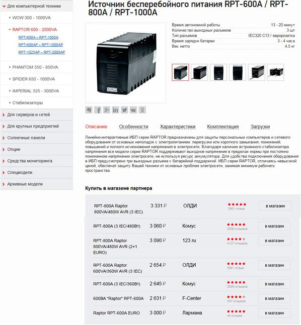 Интеграция с российским агрегатором товаров Яндекс.Маркет