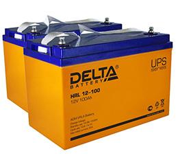 Батареи Delta HRL 12-100