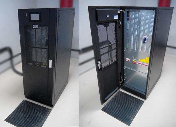 Промышленный ИБП POWERCOM VGD-II-40К33